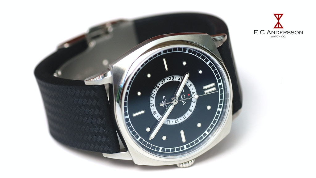 The Unique Automatic All-Around Watch project video thumbnail