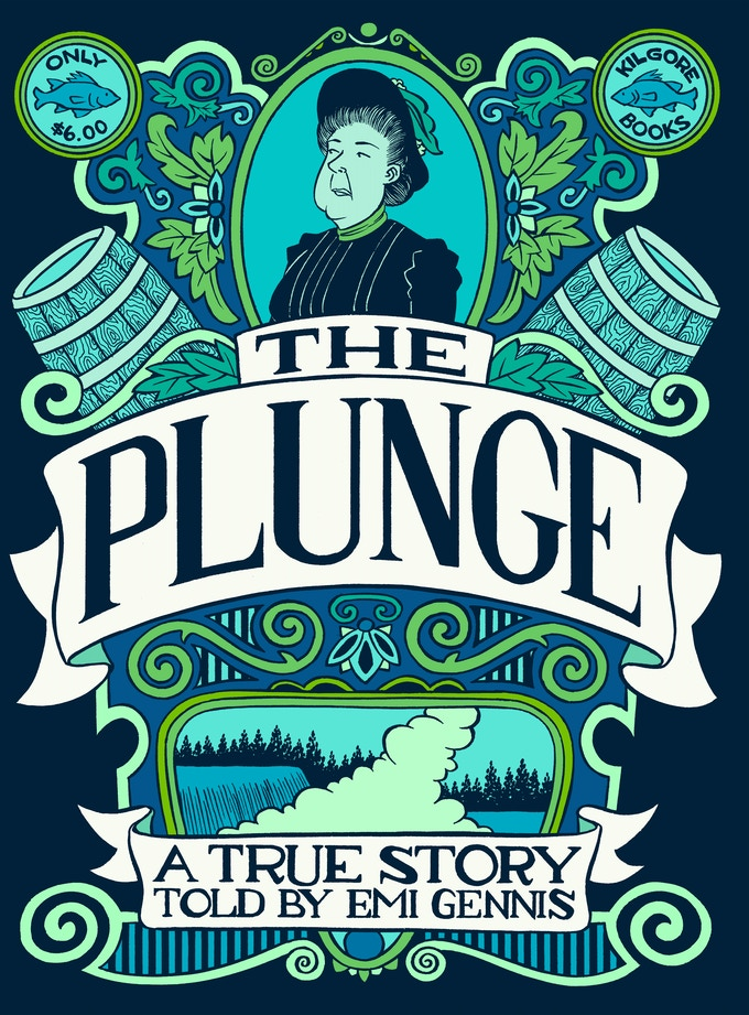 The Plunge Cover
