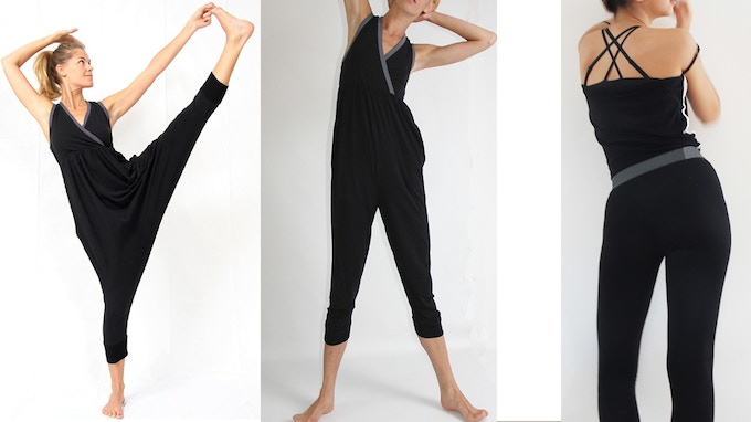 c5afbe7f2 The Super-Jumpsuits  street   yoga style. organic. the best. by ...