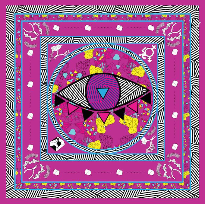 Design by Nina Litoff; Drawings by Sky Cubacub