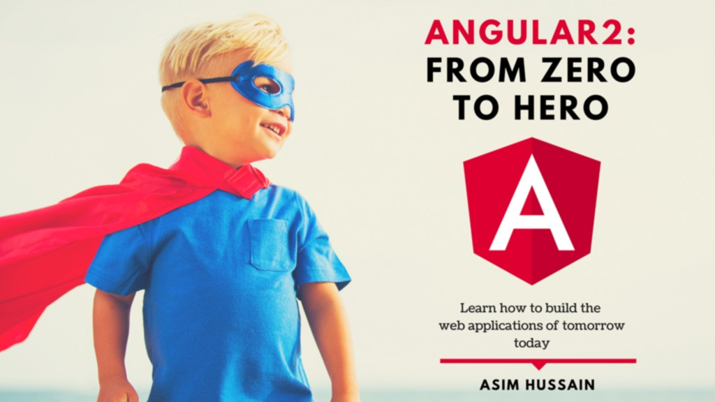 Angular2: From Zero to Hero (Online Course & Ebook) project video thumbnail