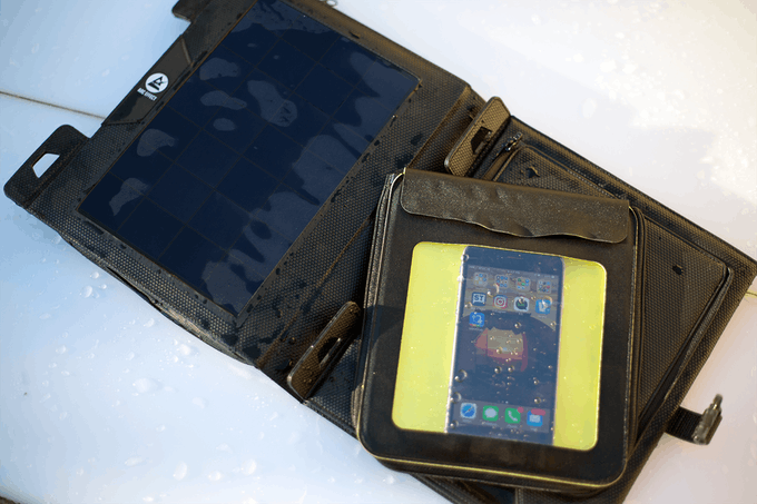 Detachable IP68 Rated Pocket
