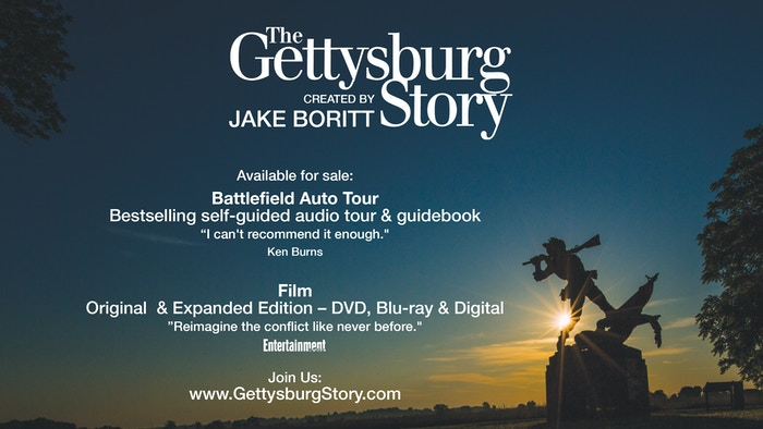 America's greatest battle as you have never seen it before:  'The Gettysburg Story' on public television.