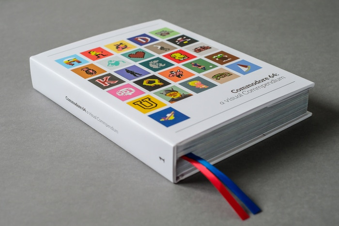 A book that celebrates the beauty of the greatest home computer ever made; the C64.