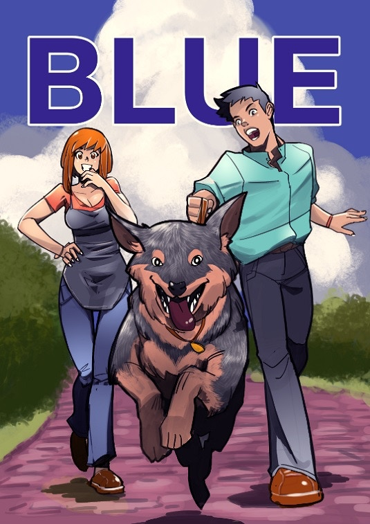 Blue - Cover