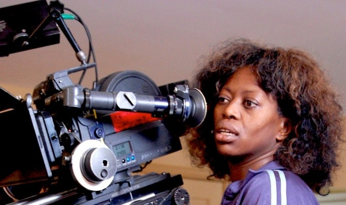 Cinematographer Cybel Martin