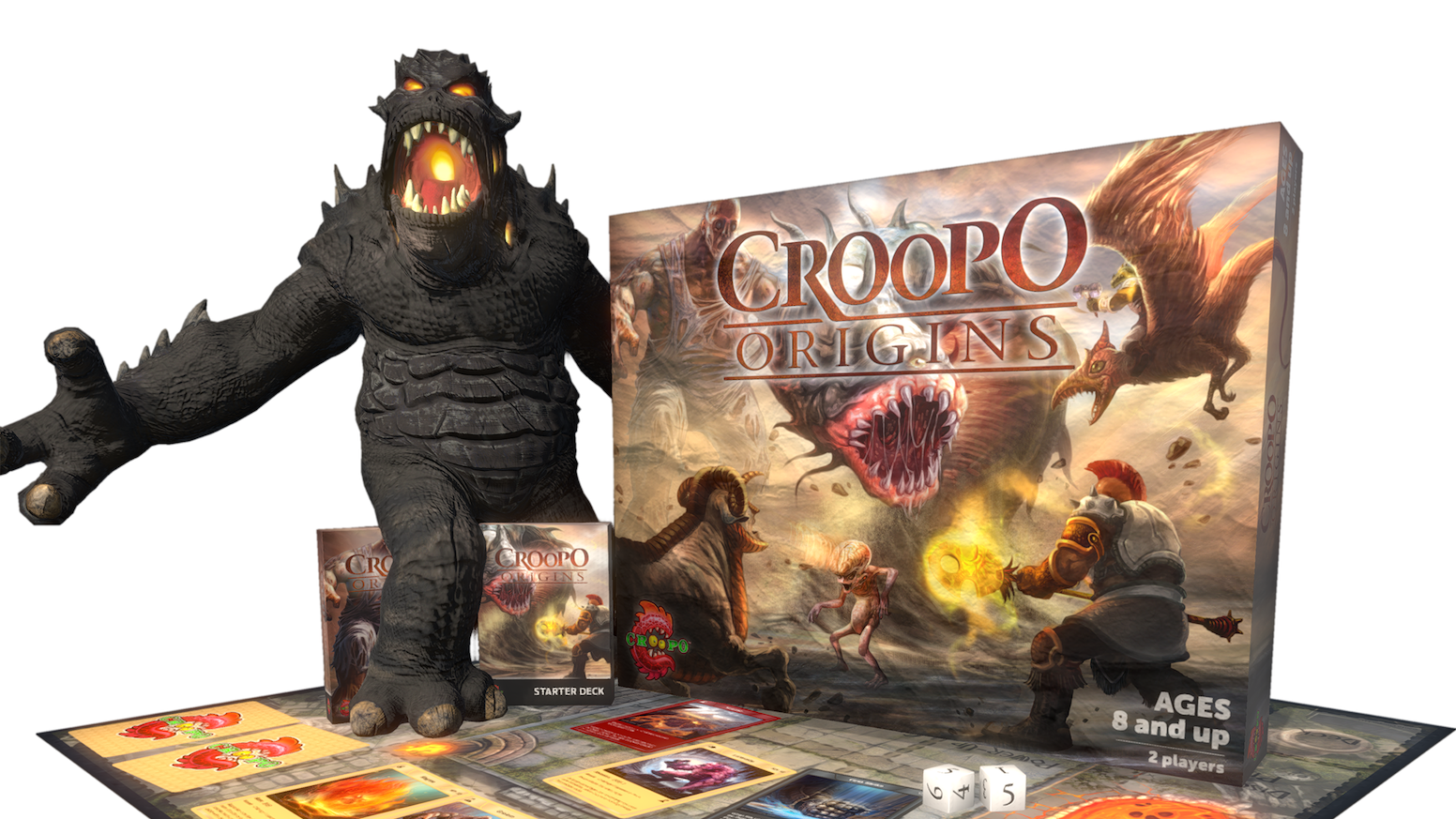 Croopo The Trading Card Game By Croopo Llc Kickstarter