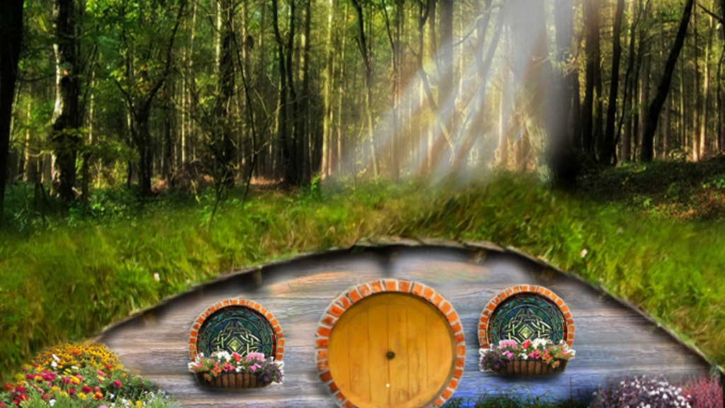 Project image for Building a Hobbit Hole Bed and Breakfast