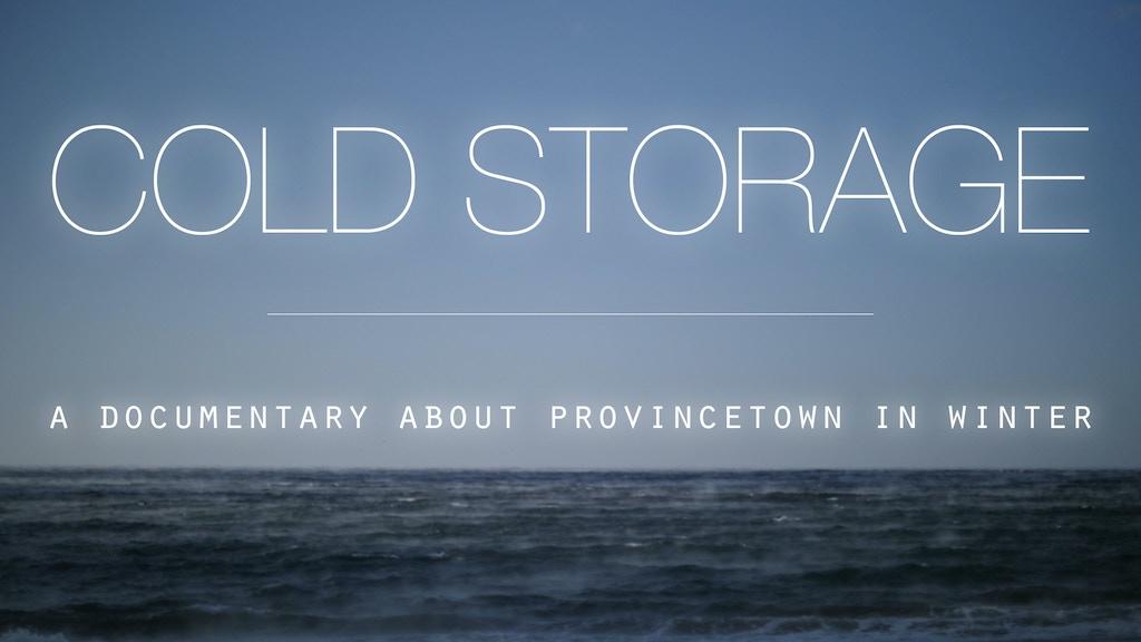 Cold Storage By Eddie Shore Kickstarter