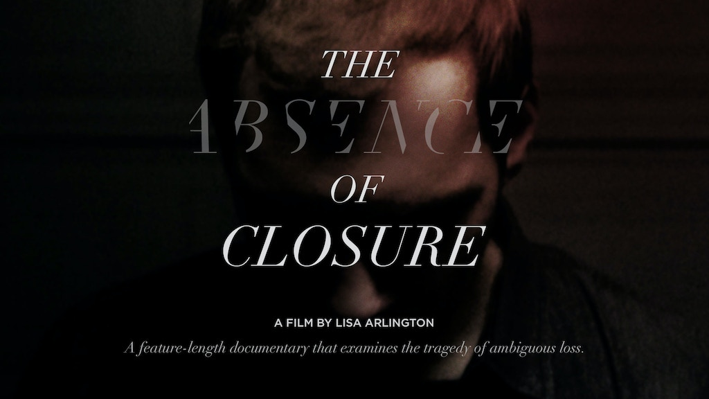 The Absence of Closure project video thumbnail