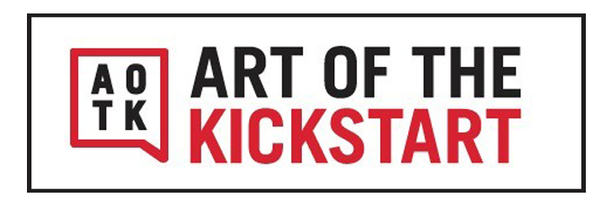 Check out our Podcast interview on Art of the Kickstart!