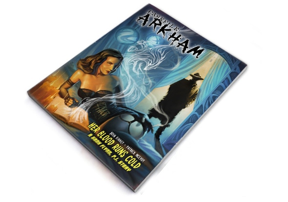 Casefile: Arkham Graphic Novel