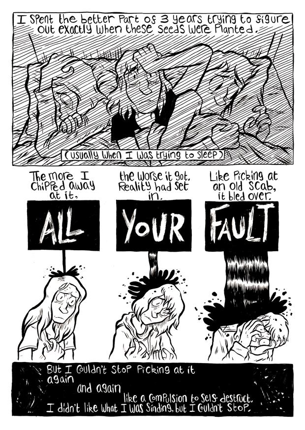 """""""Guilt"""" by Lucie Ebrey"""