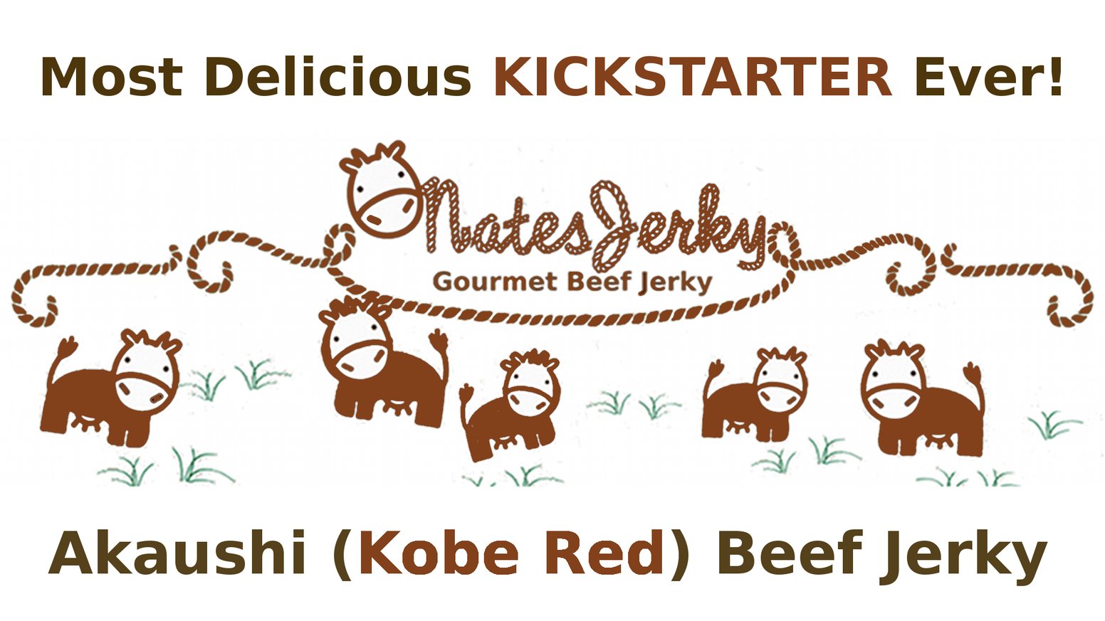 NatesJerky, the BEST jerky maker out of San Antonio, would like to bring to market the best quality Beef Jerky this world can have.