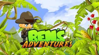 Ben's Adventures - 2D adventure platform game