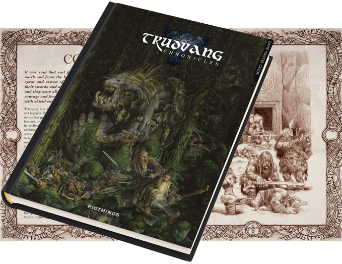Trudvang Chronicles by RiotMinds — Kickstarter