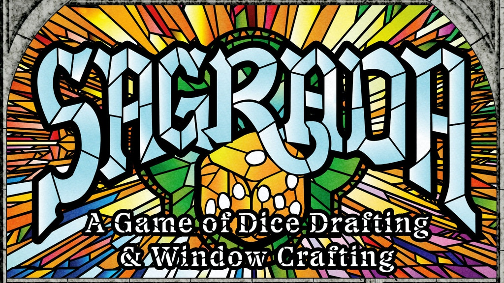 Sagrada - A Game of Dice Drafting and Window Crafting project video thumbnail