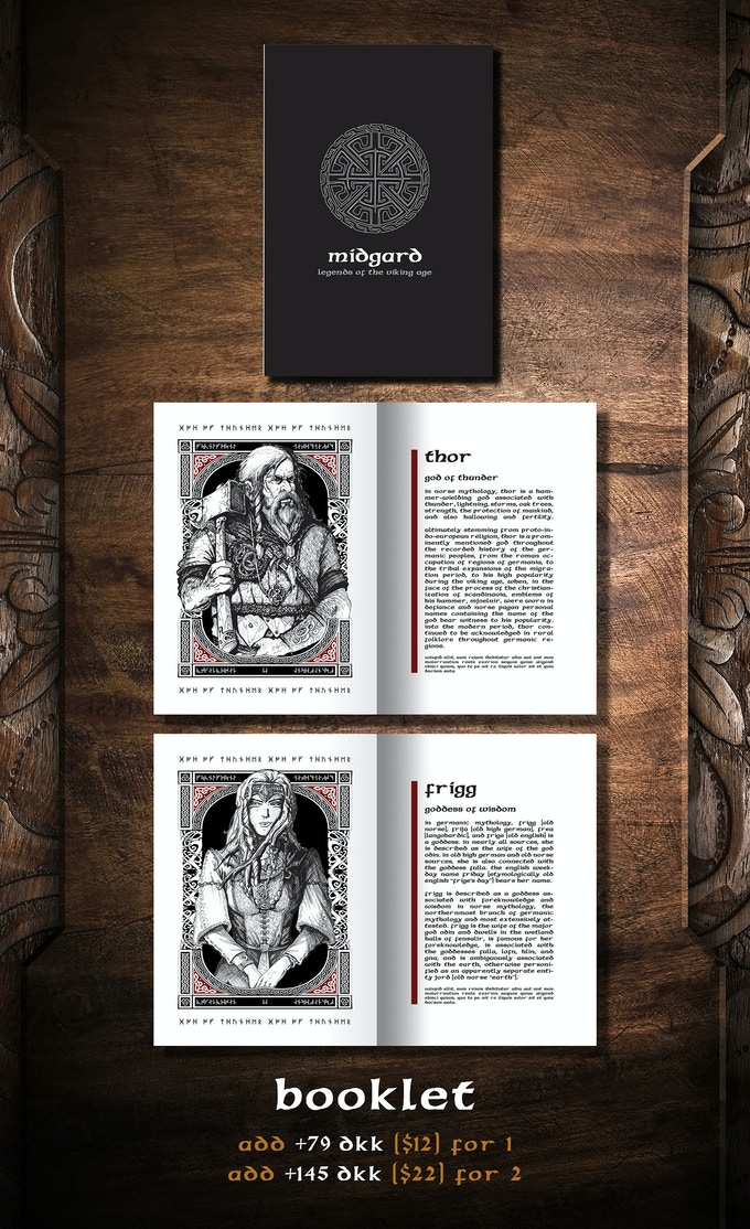 Printed booklet in A6 format (26 pages).