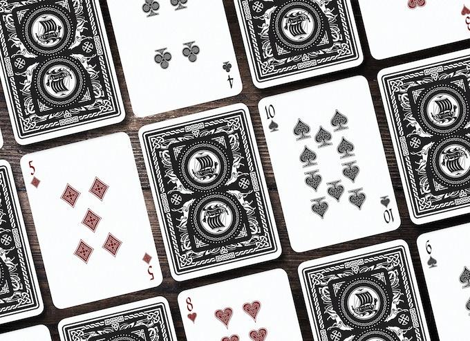 Danegeld number cards overview