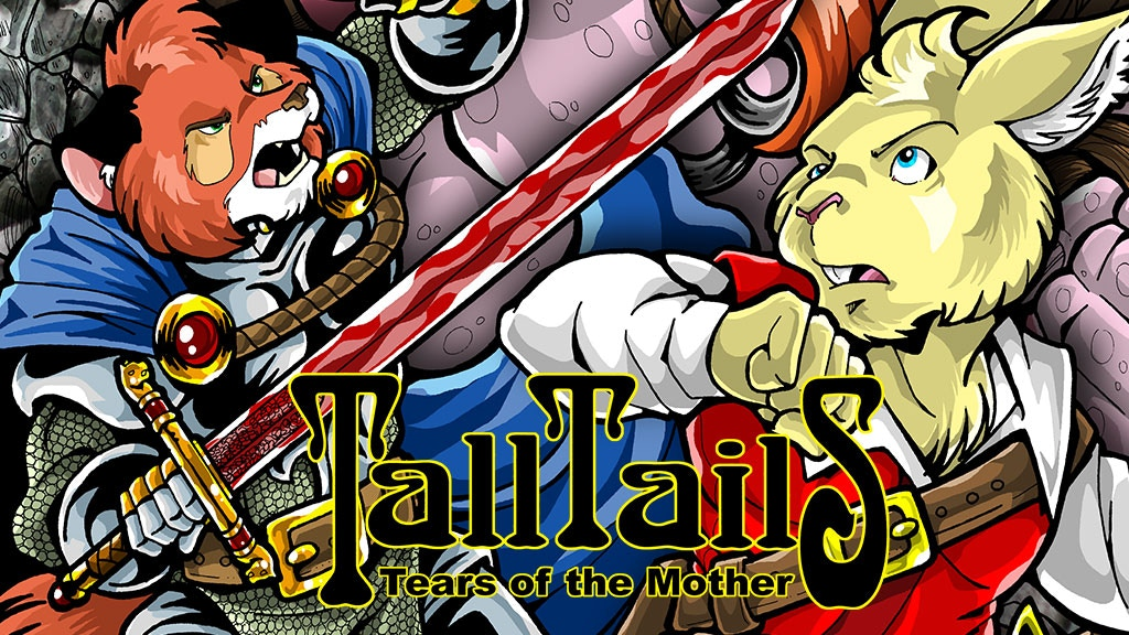 TALL TAILS: Tears of the Mother Issues #1 & #2 project video thumbnail