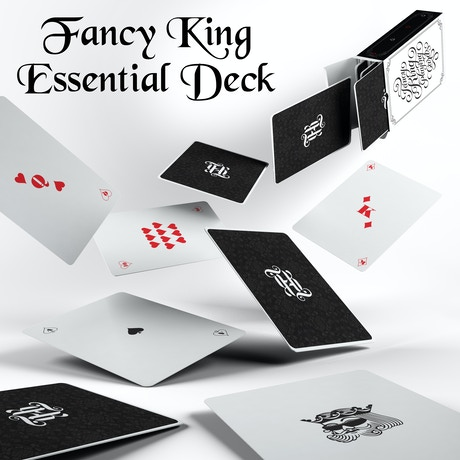 Fancy King Essential Deck Playing Cards Re Launch By Fancy King