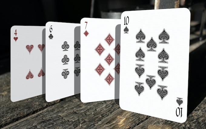 Midgard number cards