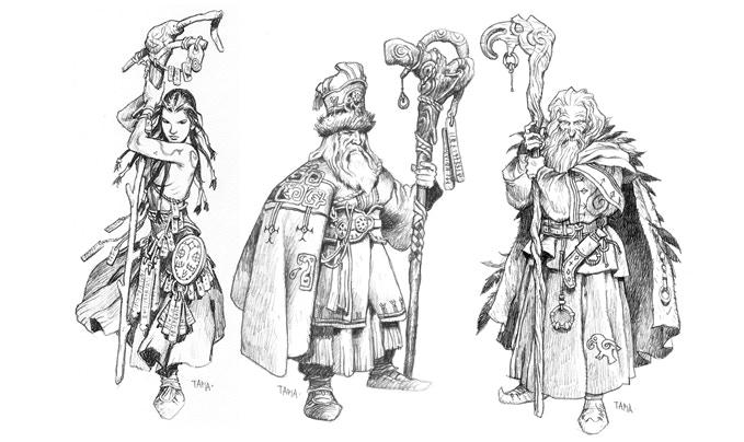 Weavers of Magic