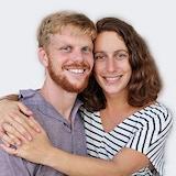 Tany Jarus and Sagie Grunhaus