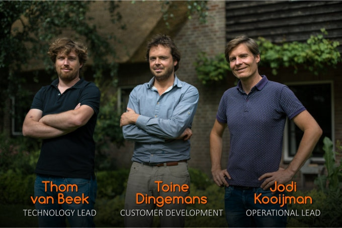 The BOLD Founding Team