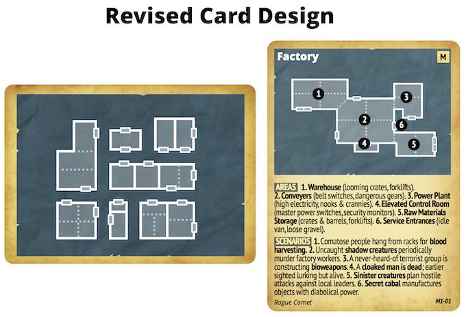 Updated Card Design