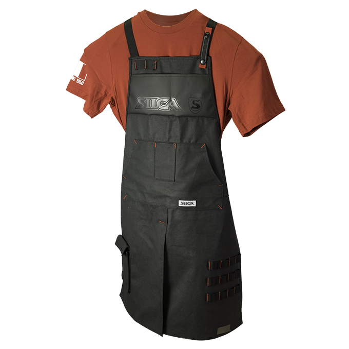 SILCA Apron Premio: Waxed Canvas and Ballistic Nylon