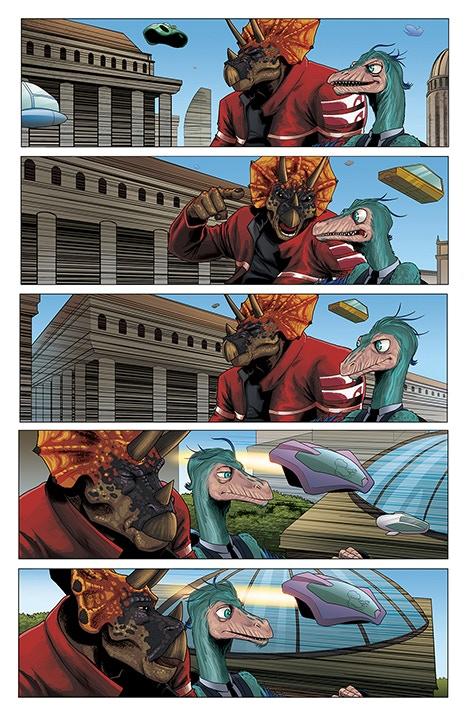 VORACIOUS: Feeding Time Page 6
