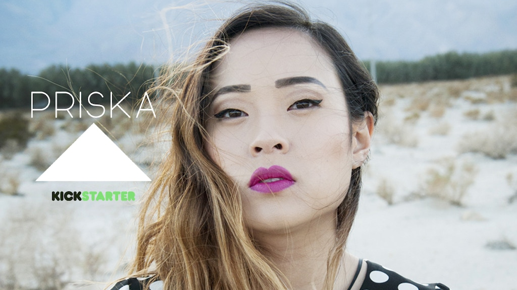 Help Fund Priska's Debut EP project video thumbnail