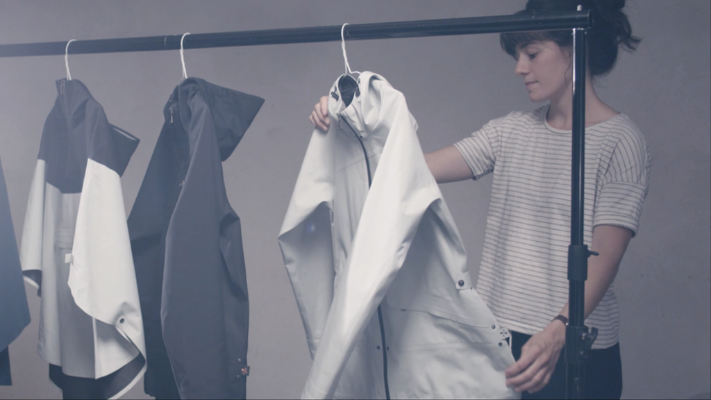 Innovative and technical lifestyle jackets - Made in France project video thumbnail