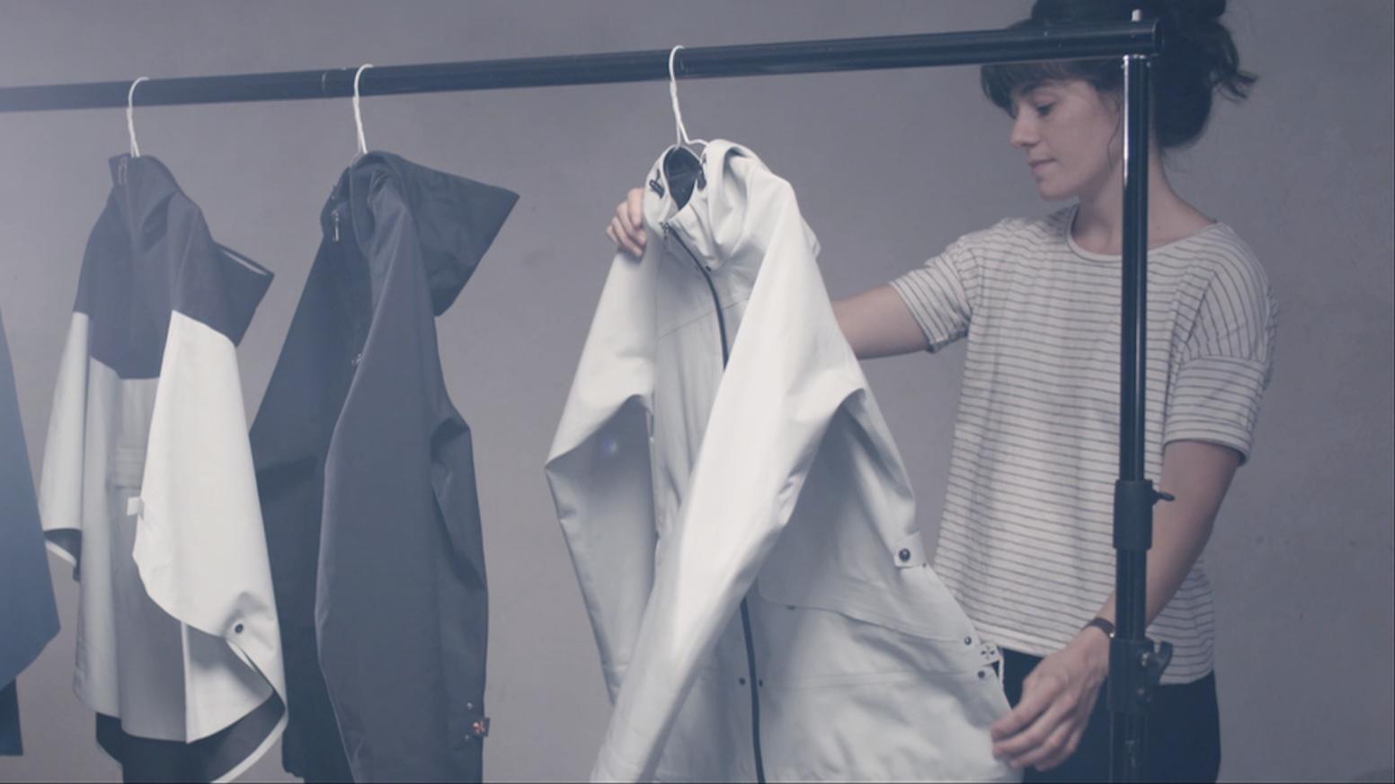 Les premières vestes techniques fabriquées en France ! Une solution innovante et responsable de conception et de fabrication.