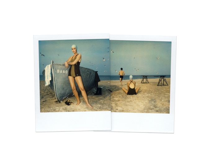 the Double Polaroid for reward #15 - click in the picture to see more art