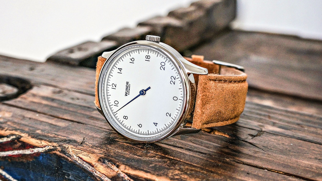 WUNDRWATCH - The watch that might change your life. Project-Video-Thumbnail
