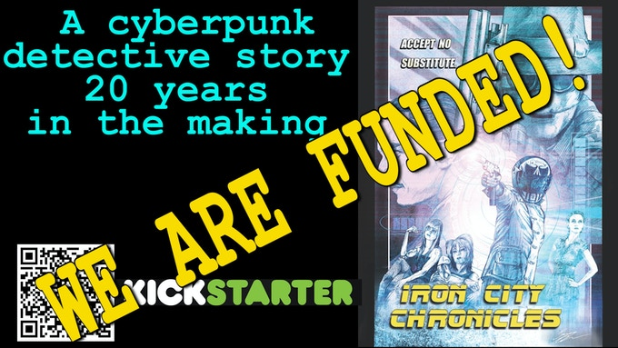 THANK YOU BACKERS!
