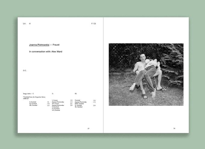 Joanna Piotrowska - Essay by Alex Ward