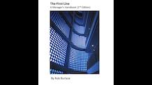 The First Line, A Manager's Handbook