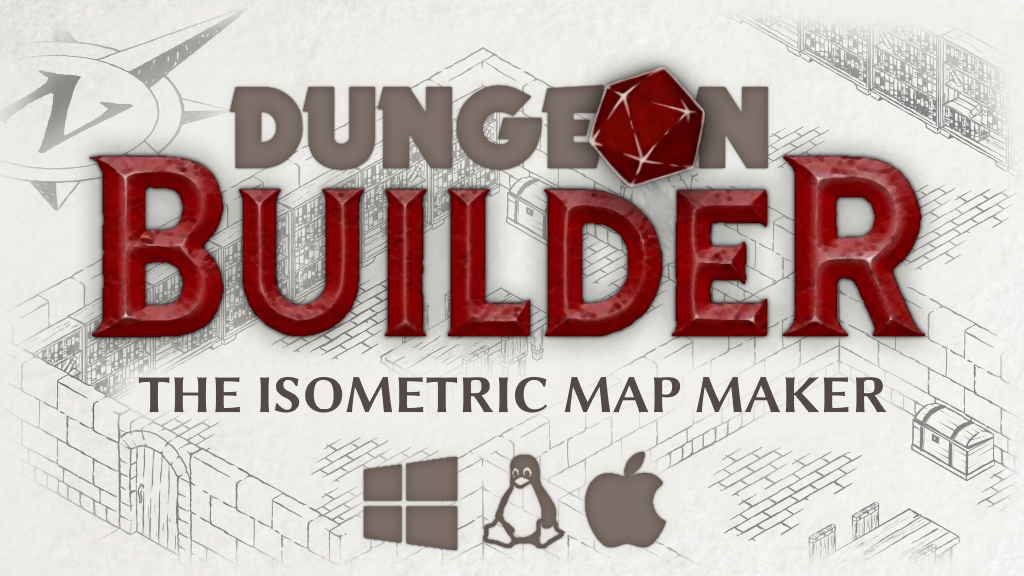 Dungeon Builder: An Isometric Map Maker for Role Players project video thumbnail