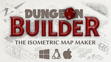Dungeon Builder: An Isometric Map Maker for Role Players