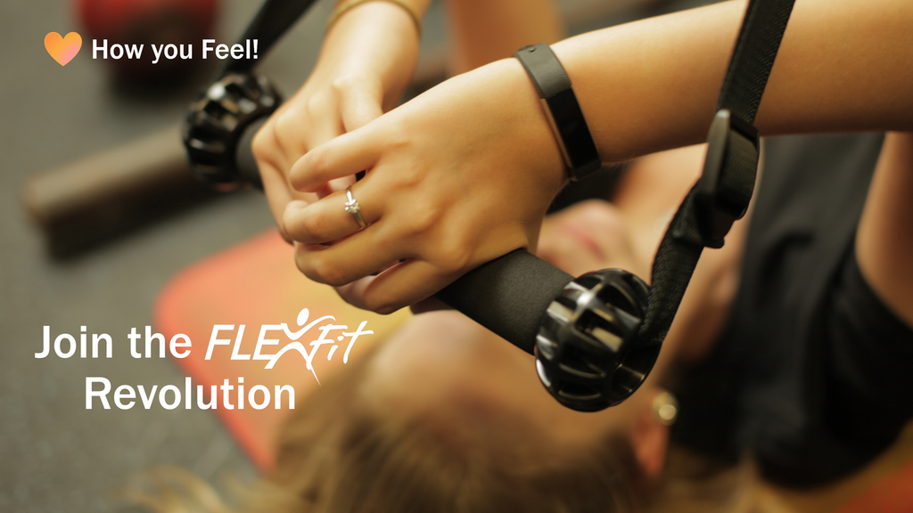 Get Fit. Stay Fit. FLEXFIT. project video thumbnail