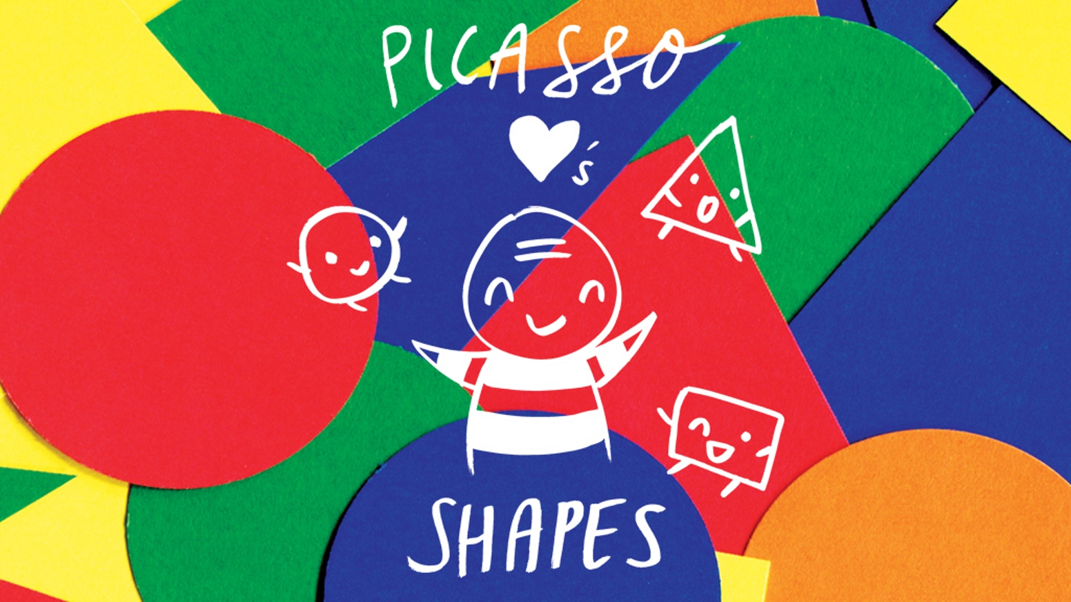 4c7443c827d4 Picasso Loves Shapes by Judiee — Kickstarter