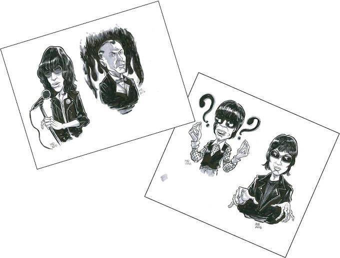 Nix Comics Quarterly #9: Thee Garage Punk Horror Comic