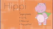 Hippi Pin
