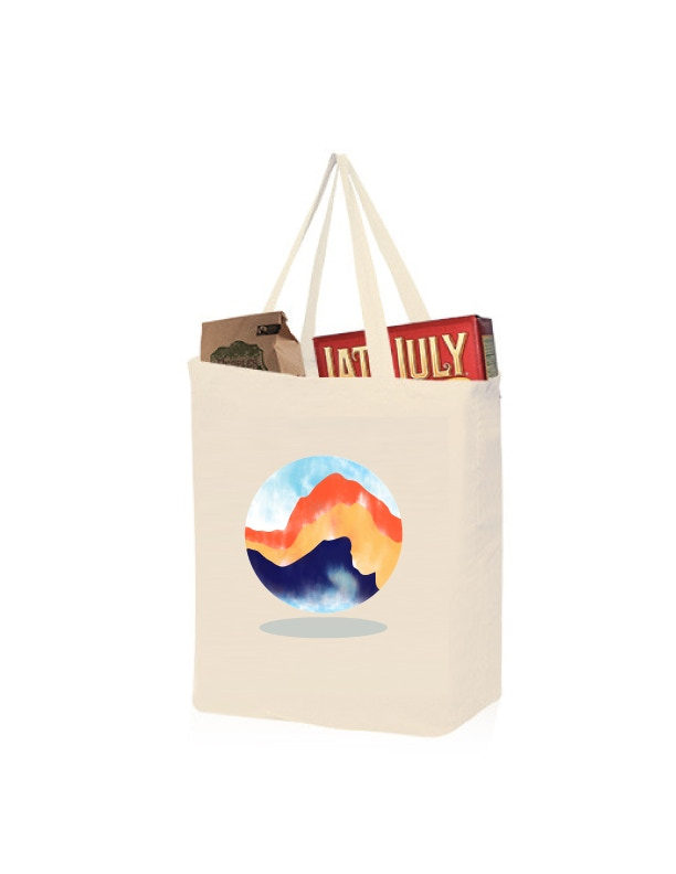 Of course we have a tote. This is public radio!
