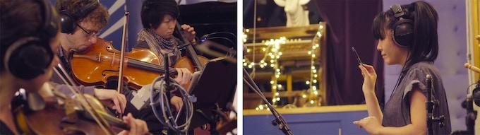 Minna conducting strings