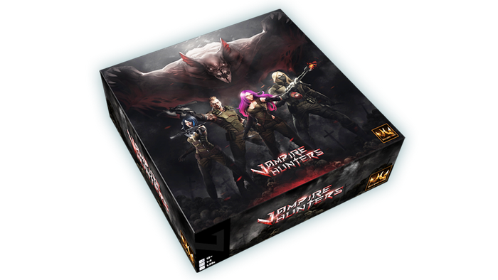 A dark co-op campaign for 1-4 players.  Battle Vampires and other Night Creatures as you hunt the Vampire Lord from Den to Den.