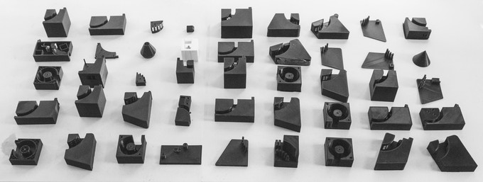 Two years of product development. Dozens of 3D printing prototypes.